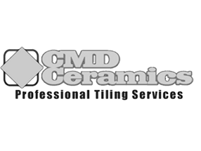 CMD Ceramics Tiling Logo