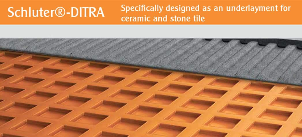 Ditra Matting Service in Surrey & London