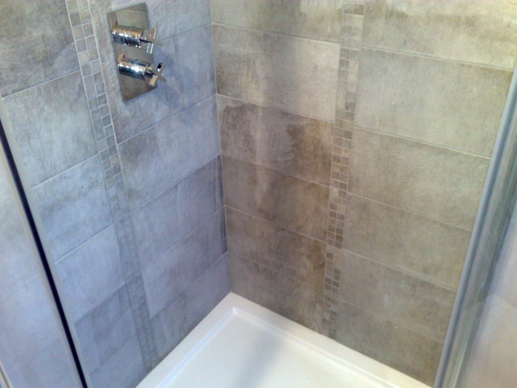 Shower Tiling Langley Vale