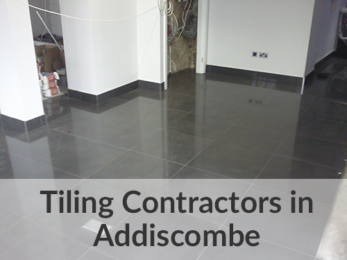 Tilers in Addiscombe