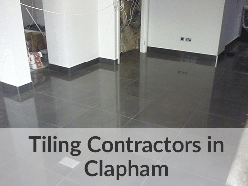 Tilers in Clapham
