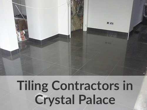 Tilers in Crystal Palace