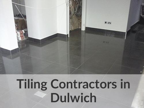 Tilers in Dulwich