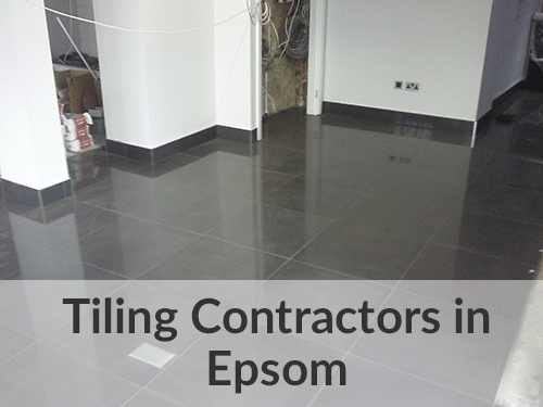 Tilers in Epsom
