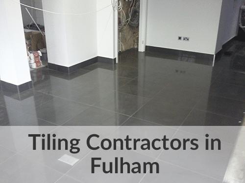 Tilers in Fulham