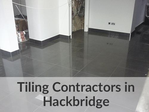 Tilers in Hackbridge