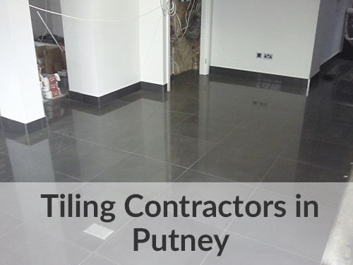 Tilers in Putney