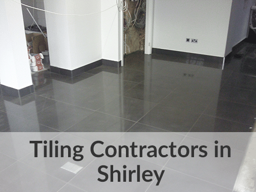 Tilers in Shirley
