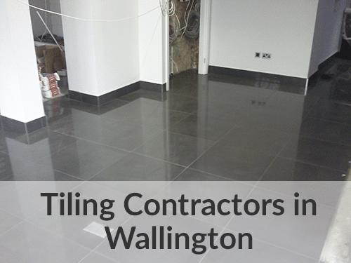 Tilers in Wallington