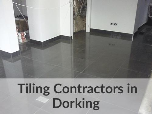 Tilers in Dorking